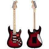 Squier by Fender Standard Stratocaster Maple, Antique Burst