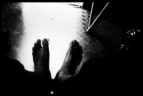 Bare Humility Is The Essence of My Barefeet by firoze shakir photographerno1