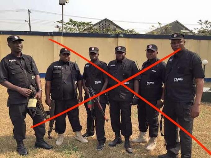 NEWS: Police Speaks On Reviving Disbanded SARS
