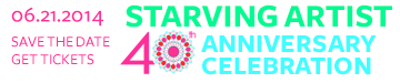 Click to purchase discounted tickets to Starving Artist