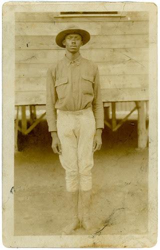 Soldier WW One
