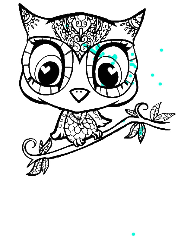 Coloring Pages For 8,9,10year Old Girls To Download And Print For Free