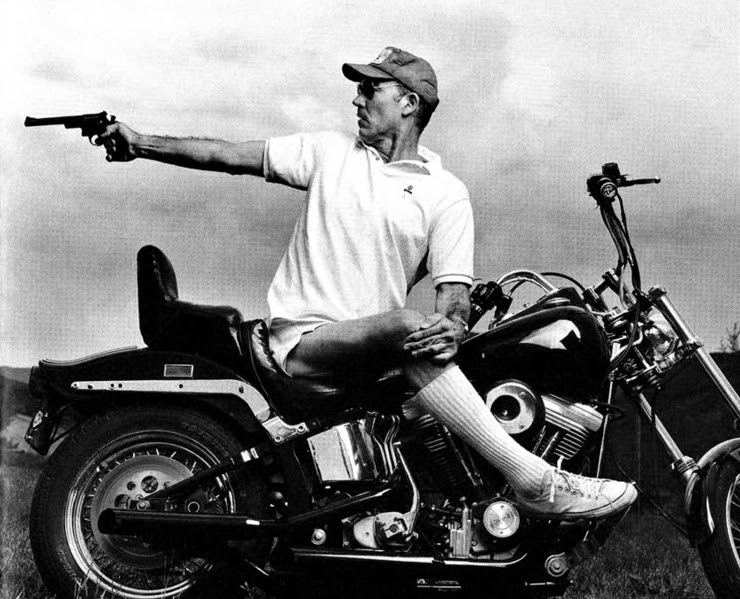 The 20 Greatest Hunter S Thompson Quotes Whizzpast