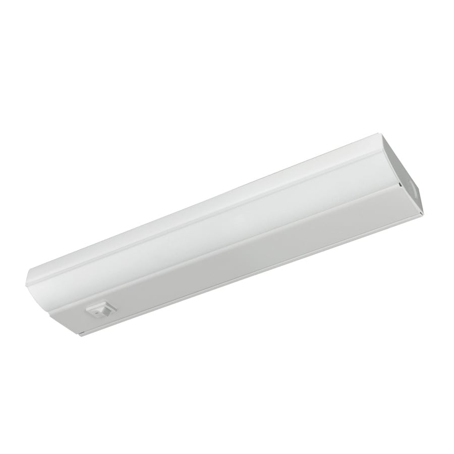 Shop Utilitech Pro 12-in Hardwired Under Cabinet LED Light ...