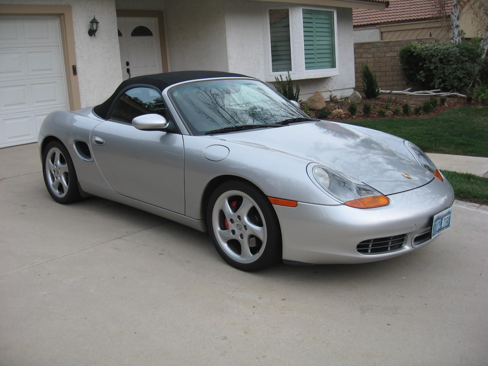 2001 Porsche Boxster S For Sale - CarGurus