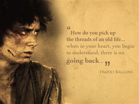 Return Of The King Quotes Frodo