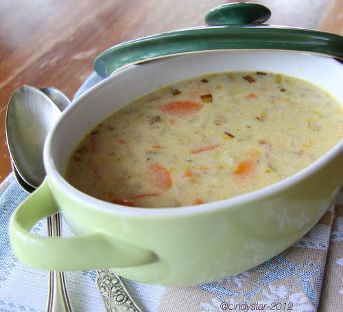 minestra d'orzo