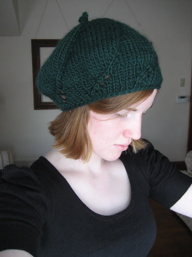 icing swirl hat