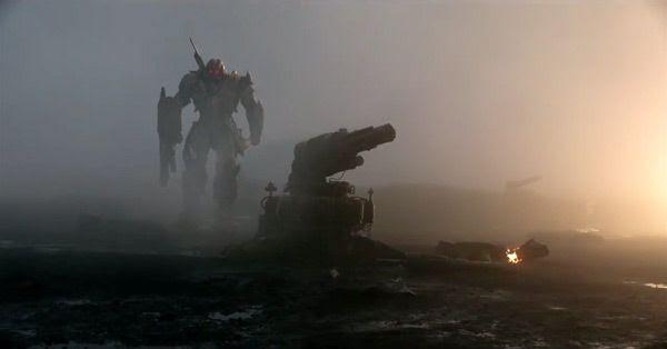 Megatron returns in TRANSFORMERS: THE LAST KNIGHT.