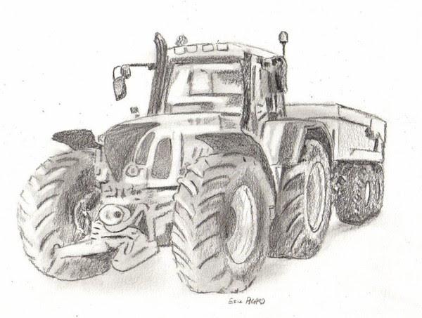 Vedkokeven Blogspot Com Dessin A Imprimer Tracteur Remorque