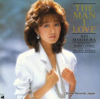 MARIMURA, KEI man i love, the