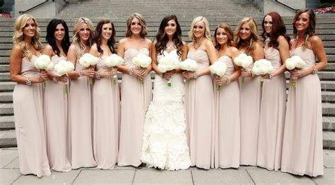 What It Really Costs To Be A Bridesmaid