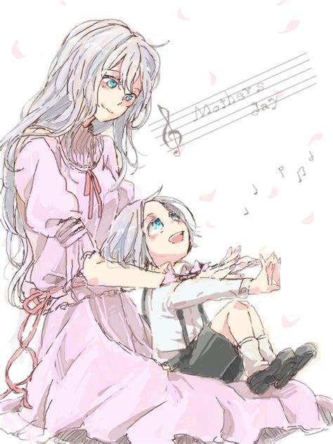mothers day zerochan anime image board