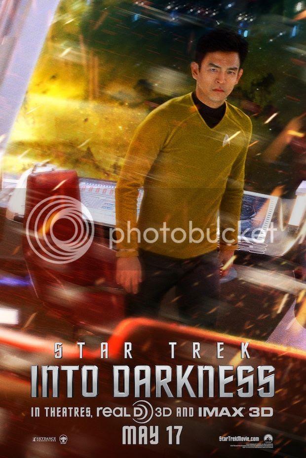 Star Trek Into Darkness photo: Sulu Poster Star-Trek-Into-Darkness-Sulu-Poster-Dragonlord.jpg