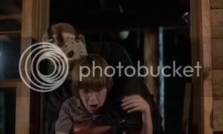 Jason grabs Tommy