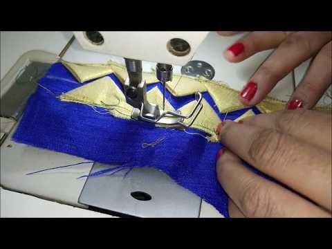Beautiful model blouse back neck design|cutting and stitching back neck/...