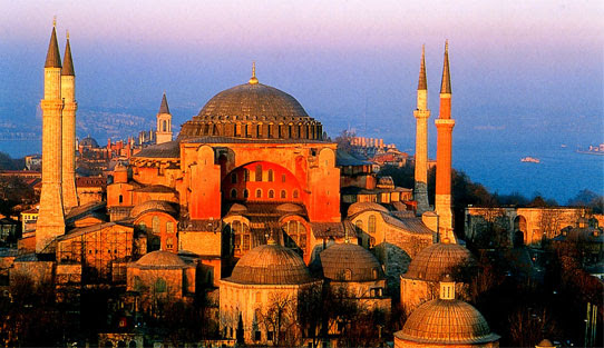 Hagia Sophia, dari Gereja, Masjid, Museum, hingga Neraka