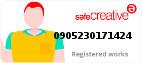 Safe Creative #0905230171424