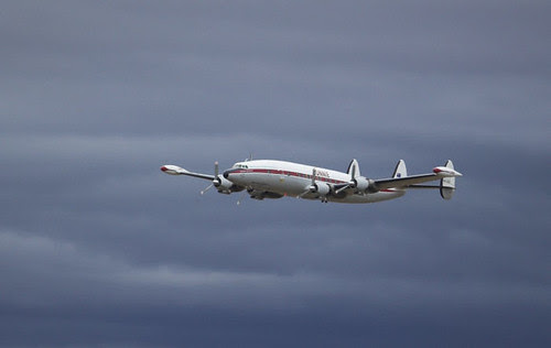 Avalon Airshow - Connie
