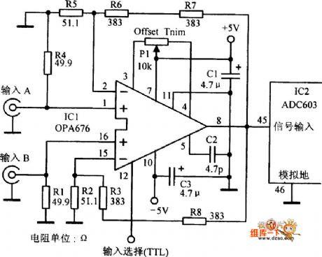 pioneer amplifier schematic diagram