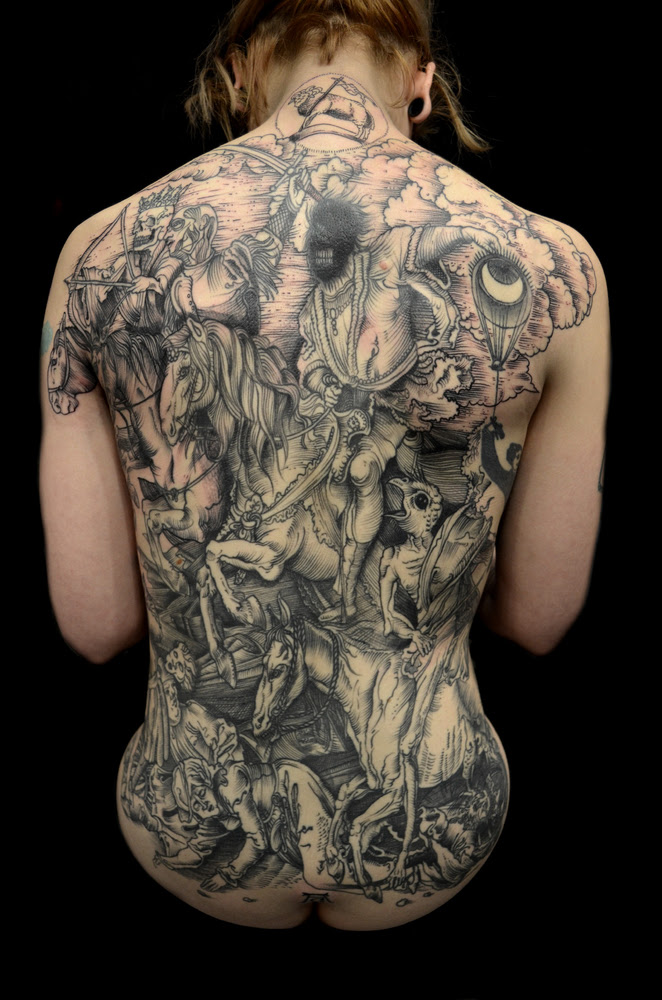 General El Tatuaje Es Arte