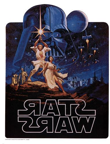 Star Wars Iron-On Transfer Book 009