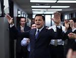 """Leonardo DiCaprio é Jordan Belfort no longa """"O Lobo de Wall Street"""""""
