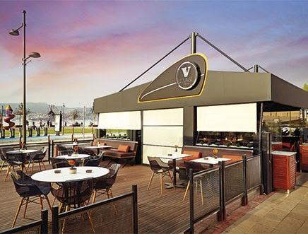 Izmir Guide V Lounge