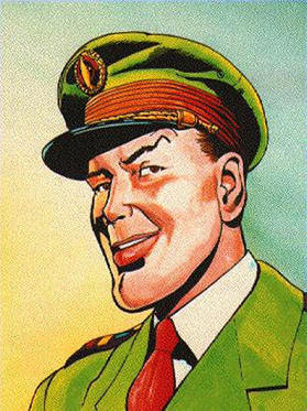 Dan Dare - Pilot of the Future, 1950-2010