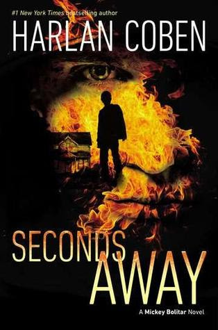 Seconds Away (Mickey Bolitar #2)