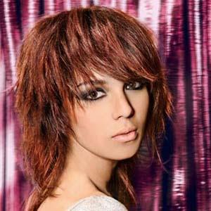 Coiffure Cheveux Mi Long Femme Visage Rond