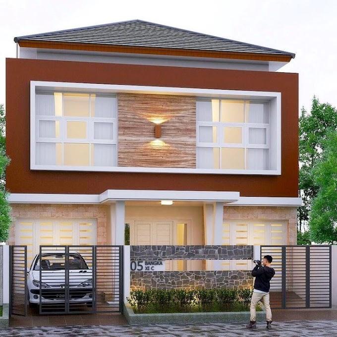 Warna Cat Kusen Rumah Minimalis | Ide Rumah Minimalis