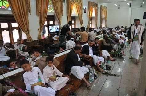 Wedding celebrations in Sana'a, Yemen   Photo