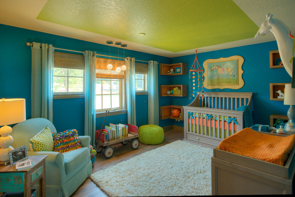 Magnificent Little Tikes Wagon In Nursery Transitional With Baby Boy