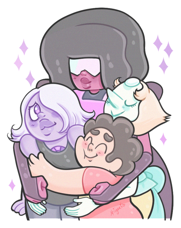 I actually have quite a bit of Steven Universe art to upload! Feel free to post requests and I'll upload those characters next if I made art of them!