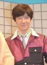 NHK『LIFE!~人生に捧げるコント~』の取材会に出席した内村光良 (C)ORICON NewS inc.