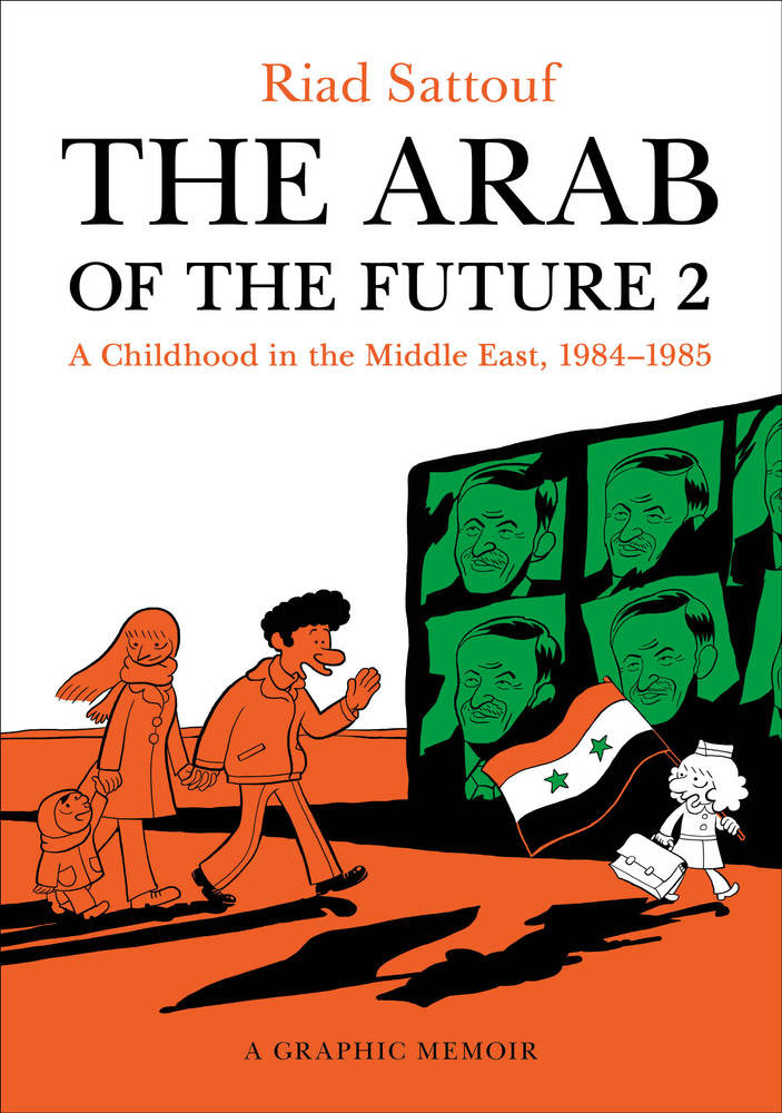 Image result for The Arab of the Future 2