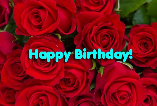 Romantic Happy Birthday wishes for your girlfriend