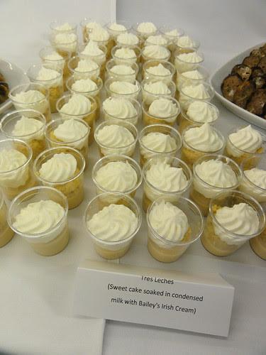 Mini Tres Leches Cakes