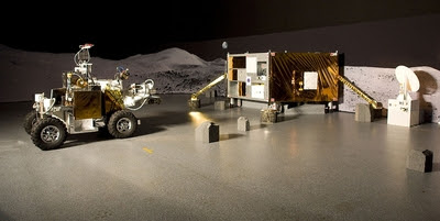 Eurobot Ground Prototype