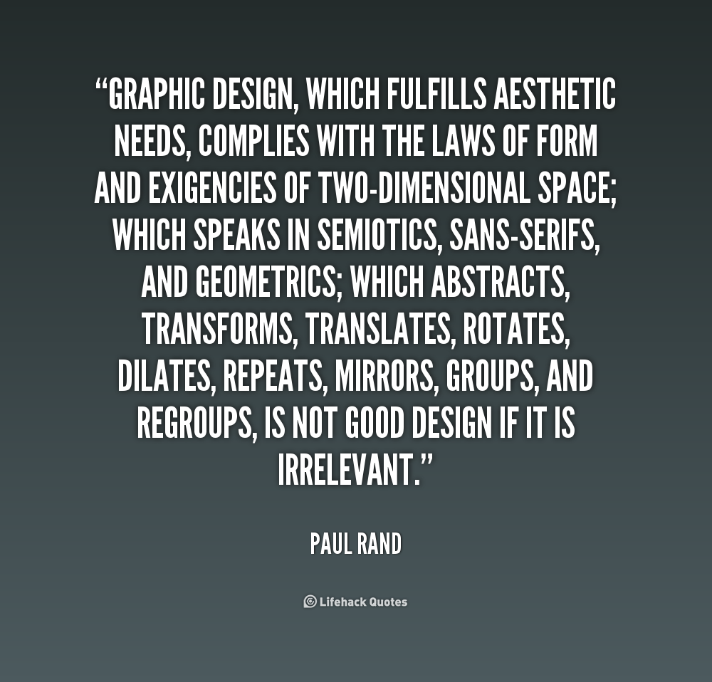 Design Quotes. QuotesGram