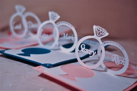 Wedding Cards   Romantic Decoration