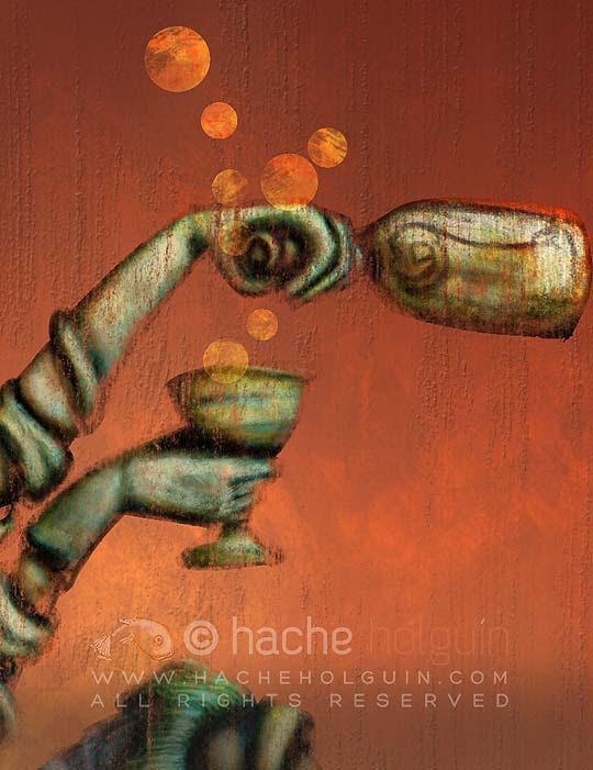 Pasajera por Hache Holguín