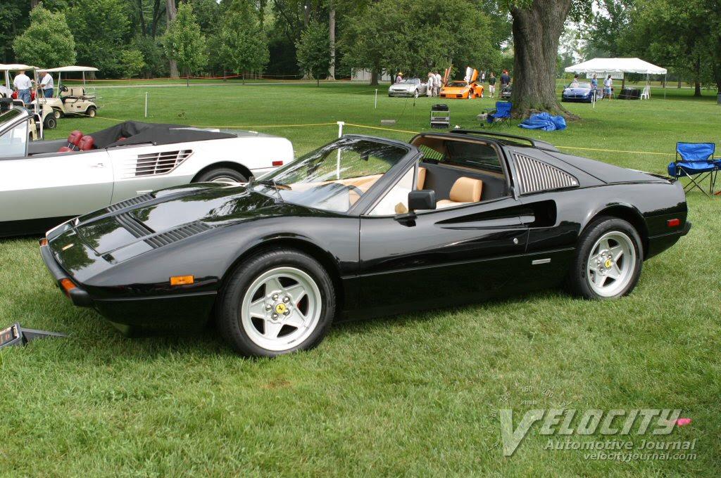 1984 Ferrari 308 Gts Information