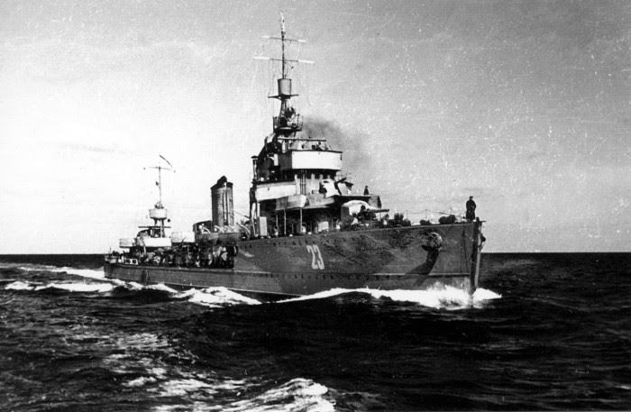 Картинки по запросу фото военный корабль конвоя второй мировой