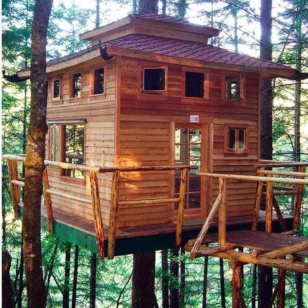 Tree House – Building Tips: The Family Handyman