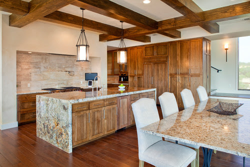 5 Reasons To Include A Waterfall Countertop In Your Kitchen