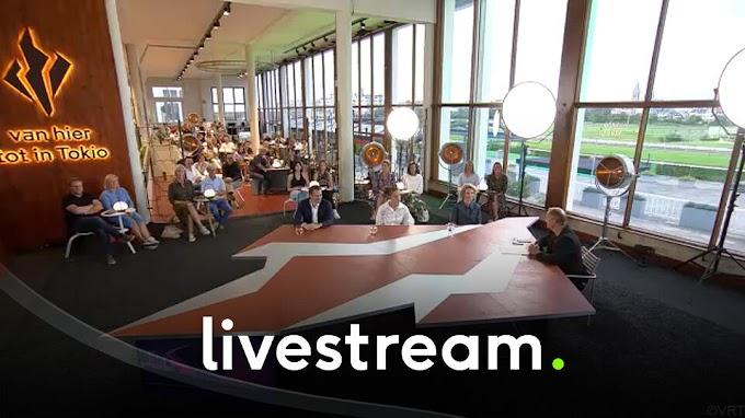 """Kijk live naar """"Van hier tot in Tokio"""" met Rani Rosius en Cédric Van Branteghem"""