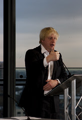 Boris Johnson by paul_clarke