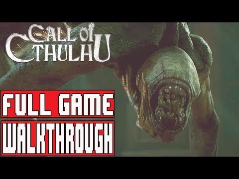 Call of Cthulhu Review, Gameplay & Story